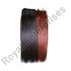 Colored Remy Human Hair