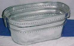 Iron Tub, Shape: Oval Shape