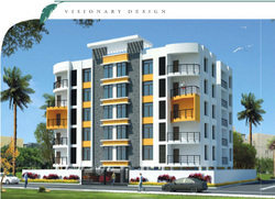 Construction Of Apartment & Construction Of Residential Service ... - Apartment Elevations Photos