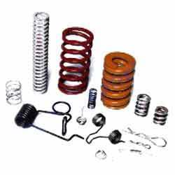 Flat Wire Compression Springs | Flat Wire Compression Springs View Specifications Details Of
