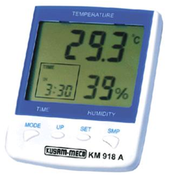 Digital Thermo Hygrometer - BP 918 A