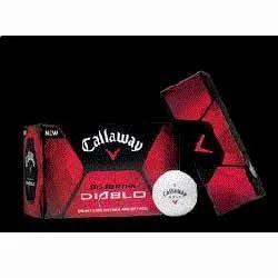 Callaway Diablo Golf Balls