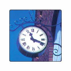 Street Lamp Clock