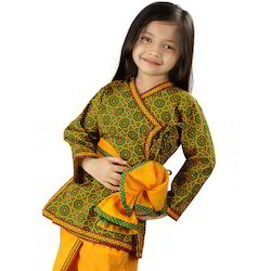 Rajasthani Angarakha Dhoti for KIds