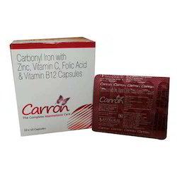 Carbonyl Iron 100 Mg Capsule