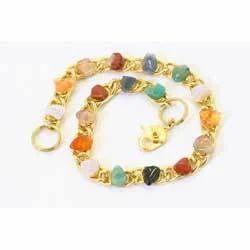 Semi Precious Gemstone Bracelet
