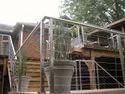 Skt Silver Stainless Steel Railing