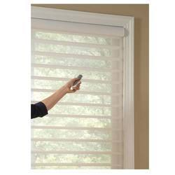 Somfy Motorized Horizontal Blinds