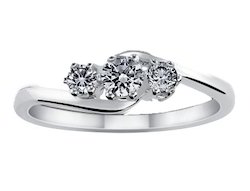 Hamesha Diamond Ring