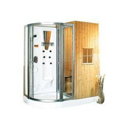 Spa Equipments - Sauna Cum Shower Room