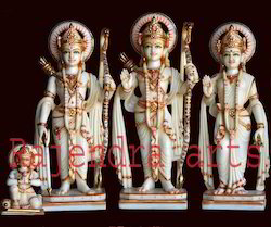 Ram Darbar Marble Statues