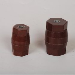 Double Hex Round Band Insulator