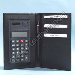 Leatherette Calculator Case
