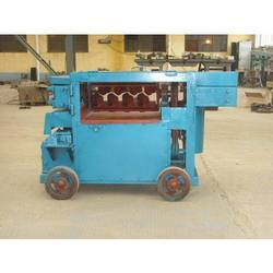 Scrap Bar Straightening Machine
