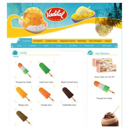 Vadilal Candies - View Specifications & Details of Ice ... Vadilal Ice Cream Price List