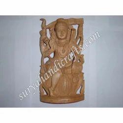 Wooden Shiva
