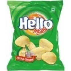 Cream Onion Chips