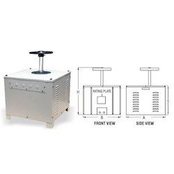 Single Phase Table Type Transformer