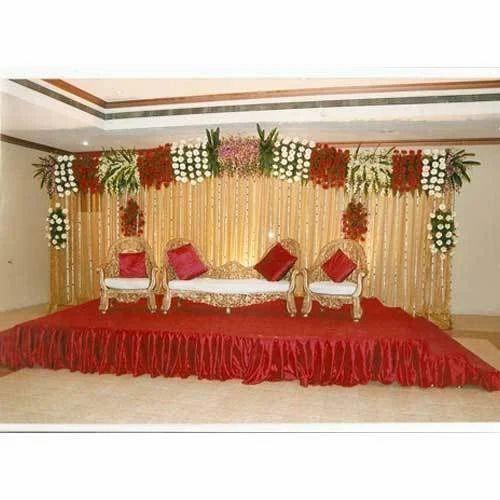 Interior Stage Decoration स ट ज ड क र शन In Patiala