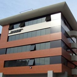 Composite Panel Cladding Service, Shopping Malls