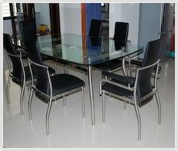 Stainless Steel Dining Tables Steel Furniture Dining Table