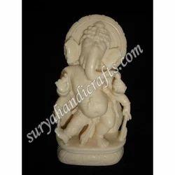Bone Stand Standing Ganesha