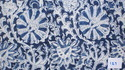 Indigo Blue Prints Fabric