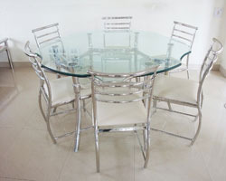 Bon Home Furniture Dining Table