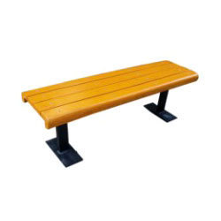 FRP Bench Without Back Rest