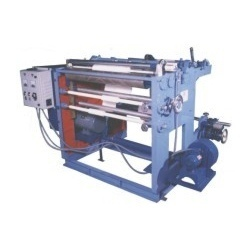 Slitting and Rewinding Machine - HR SR 106