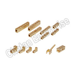 Brass Test Terminal Block Parts