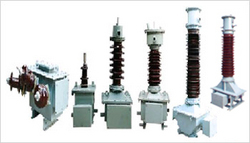 Oil Filled Potential Transformers Voltage Transformers