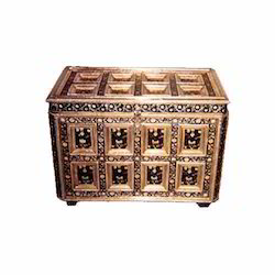 Brass Metal Box Pataro