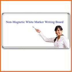 Non-magnetic White Marker Writing Board