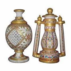 Marble Handicraft - Marble Handicraft Lamp Manufacturer from Jaipur