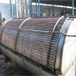 Jacketed Vessel With Heat Transfer Coil