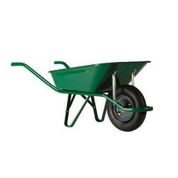 Epoxy Coated Wheelbarrow
