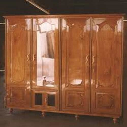 Wooden Almirah Console Cabinet Manufacturer From New Delhi