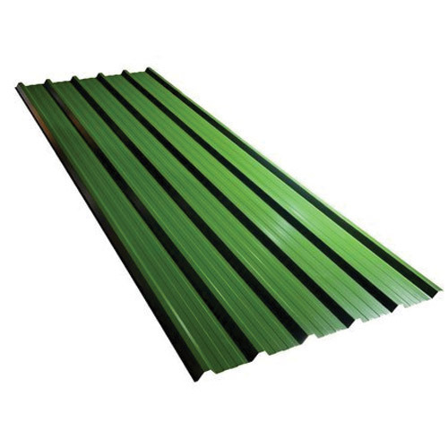 Steel Stainless Steel Roofing Sheets Rs 65 Square Feet