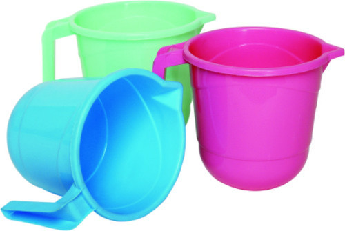 Plastic Household Products - Plastic Bath Mug Manufacturer