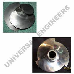 Stainless Steel Blowers Impeller