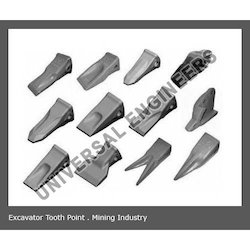 Excavator Tooth Points