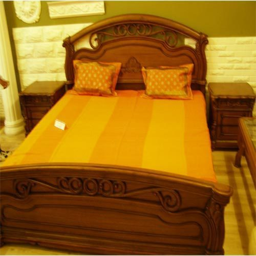 House Design At Ludhiana India: Wooden Bed, Wooden Sofa, Wardrobes And Furniture