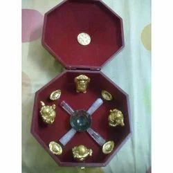 Sree Lakshmi Kubera Temple's Feng Shui Crystal Mandala