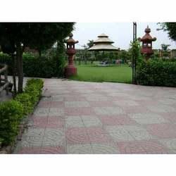 Marriage Garden Tile