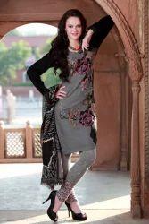 Straight Fit Ladies Cotton Lycra Legging, Size: M-XL