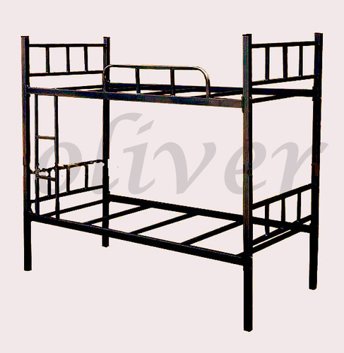 School Metallic Double Bunk Bed Size 6 X 2 5 Feet Rs 14000 Set