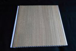 Wall Affairs PVC Laminated Panel, Thickness: 9 mm, Width: 10 inch, Length: 10 ft