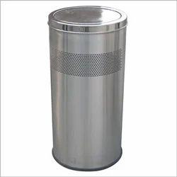 Steel Air Port Garbage Bin