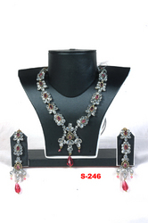 Beaded Victorian Necklaces